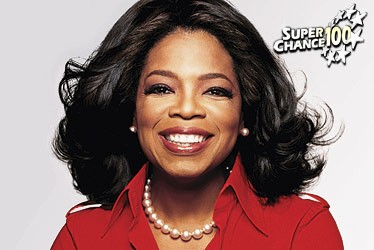 Portrait d'Oprah Winfrey.
