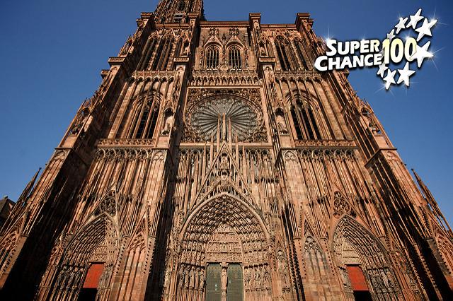 Photographie de la cathédrale de Strasbourg