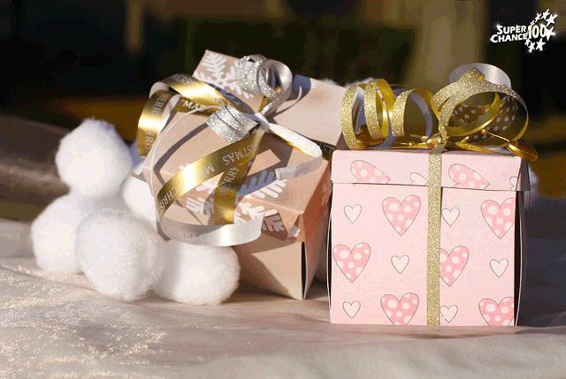 Cadeaux de Noël.