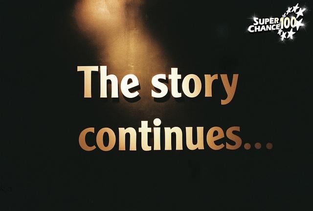 L'histoire continue ...