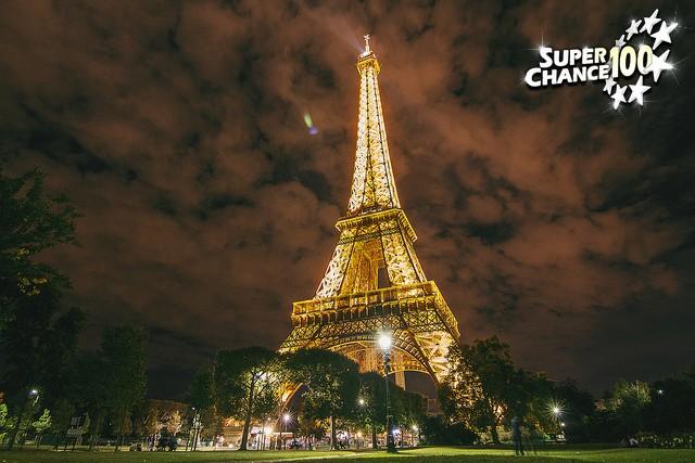 La Tour Eiffel, le symbole de la France