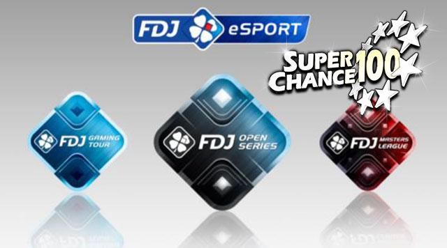 Image extraite du communiqué de presse de la FDJ sur sa nouvelle offre d'eSport.
