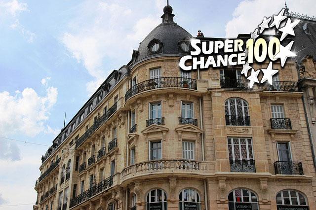 Photographie d'un bâtiment de la ville de Dijon.