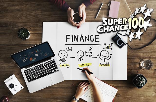 Réunion de conseil pour gérer et faire fructifier ses finances.