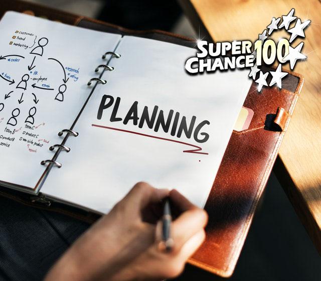 Agenda de septembre pour l'Euro Millions et SuperChance100.