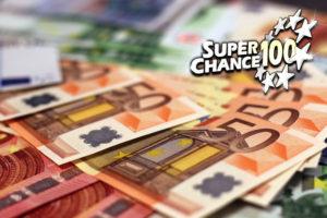 Billets d'Euros.