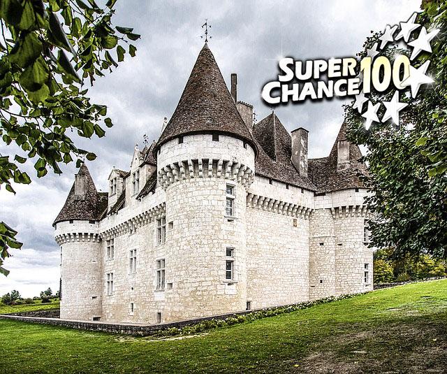 Château du patrimoine français.