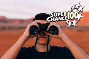 SuperChance100 à la recherche des gagnants de l'EuroMillions.