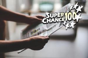 Tous les résultats de l'EuroMillions sont dans le journal SuperChance100.