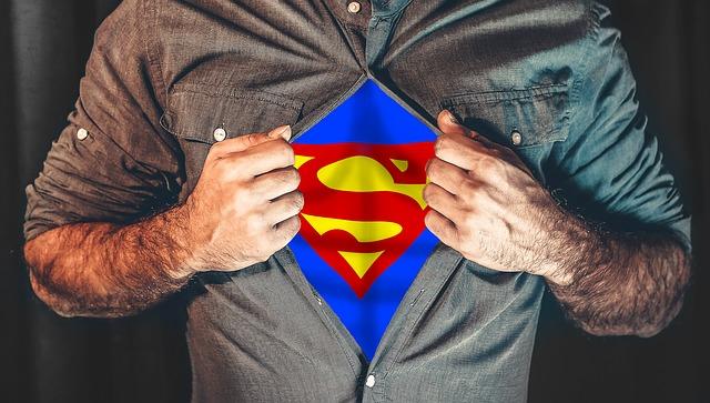 Nouveau jeu de hasard de la FDJ sur l'univers de Superman.