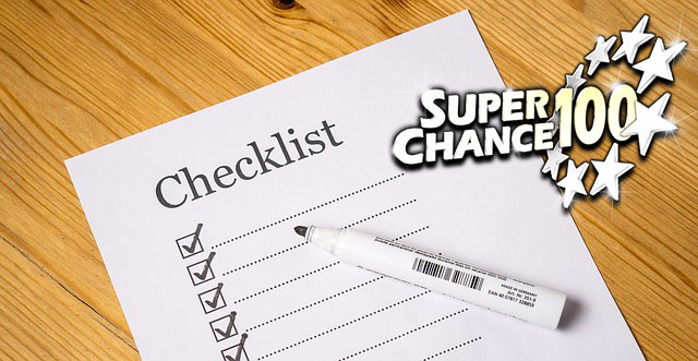 Liste des points communs entre SuperChance100 et Multichances.