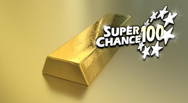 L'EuroMillions et sa cagnotte en or massif.