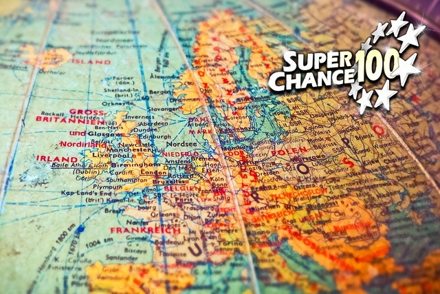 Jouer avec SuperChance100 partout dans le monde.