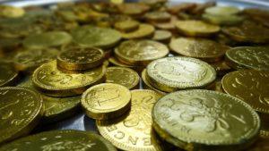 Ce sont des pièces de monnaies